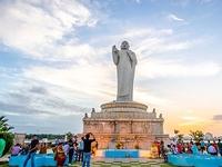 Buddah Statue Hussain Sagar