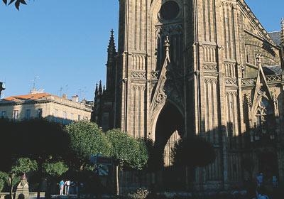 Buen Pastor Cathedral. San Sebastián