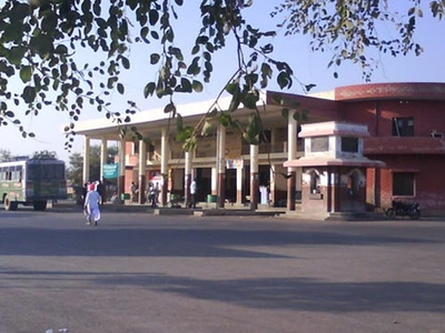 Bus Stand