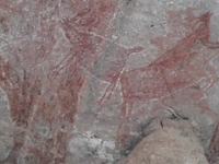 Rock Paintings of Sierra De San Francisco
