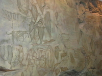 Bangudae Petroglyphs