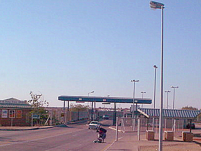 Beitbridge Borderpost