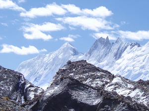 Glaciar Biafo