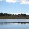 Boulder Top Has Many Small Lakes