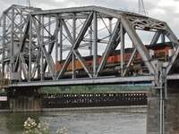 Burlington Northern Railroad Bridge 9.6