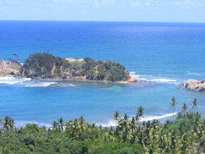 Calibishie Coastline