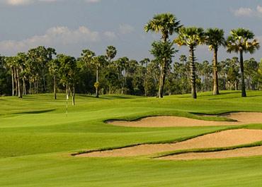 Cambodia Golfing - Angkor Golf Resort