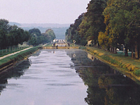 Canal of Burgundy