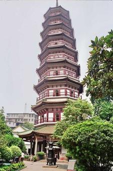 The Temple Pagoda