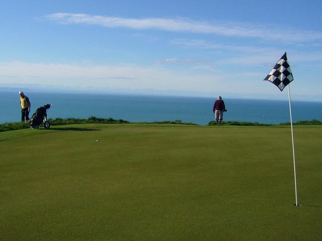 New Zealand Premium Golf Tour Photos