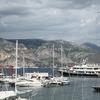 Cap Ferrat Harbour With Coastal Landscape - Cote D'Azur