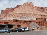 Capitol Reef Visitor Center