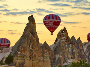 Cappadocia Holiday Package Photos