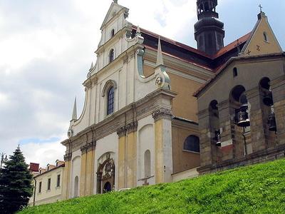 Carmelite Church And Nunnery Przemys'l Poland