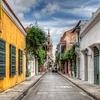 Cartagena Sunday Street View