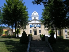 Carter County Courthouse In Grayson