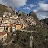 Castemezzano In Lucane Mountains