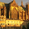 Saint-Stephen Cathedral In Metz