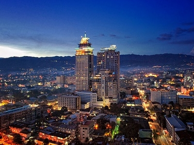 Cebu City Overview @ Night