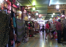 Passageway In The Market