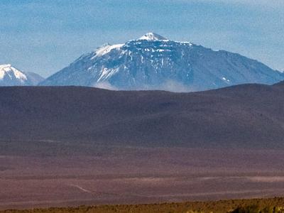 San Pablo Volcano