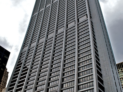 Chase  Tower In  Chicago