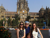 Exploring the Bombay Fort
