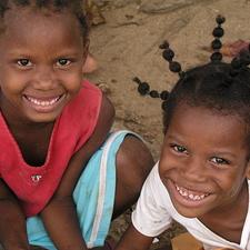 Children Of Sao Tome And Principe