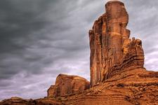 Chimney Rock Butte