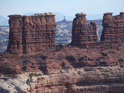 Chocolate Drops - Canyonlands - Utah - USA
