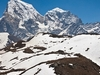 Cholatse & Taboche Peaks - Nepal Himalayas