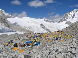 Cho Oyu Expedition Photos