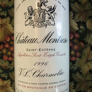 Château Montrose Label