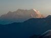 Chukhamba (four Peaks) Range From Madhyamaheshwar