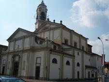 Church In Cesano Maderno.