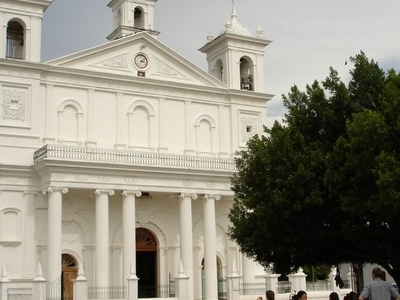 Church In Suchitoto