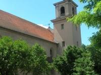 Church st. Trójcy in Łobżenica