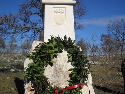 Monument To Sergeant Romano