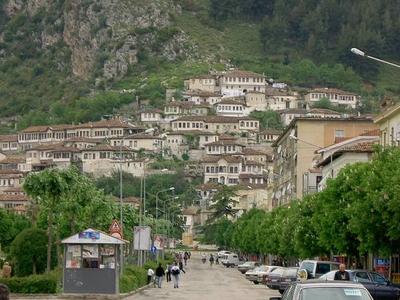 Citadel Of Berat