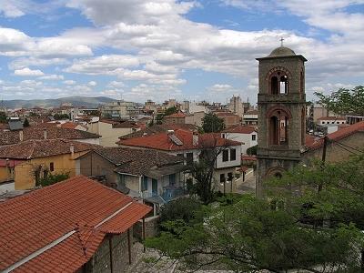 City Of Trikala - Thessaly - Greece