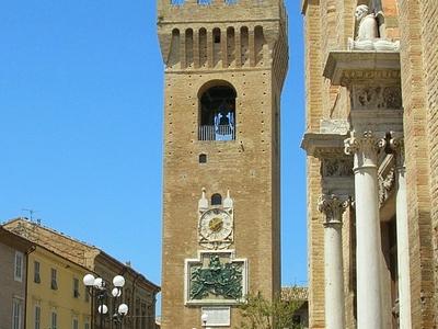 Civic Tower.