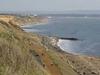 Cliffs At Barton On Sea