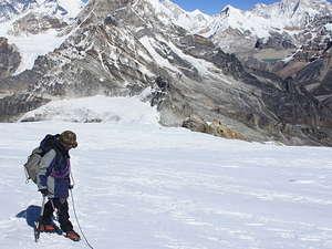 Mera Peak Climbing Photos