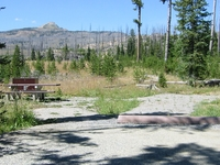 Colter Campground