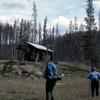 CougarCreekPatrolCabin At Yellowstone