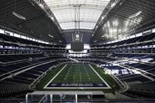 Cowboys Stadium Interior