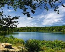 Crater Lake - Sussex County NJ - Appalachian Trail