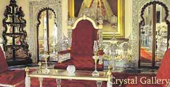 Crystal Gallery - Udaipur