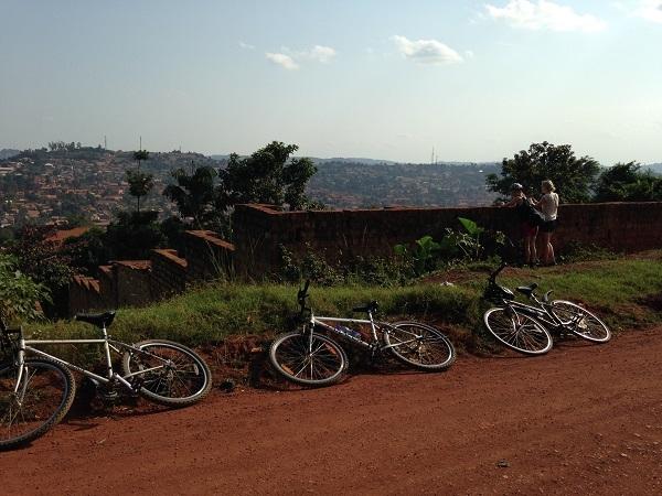 Uganda Bicycle Tour and Hires Photos