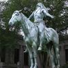 Cyrus Dallin's Statue